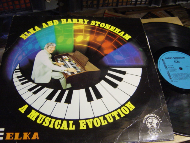 Harry Stoneman - A musical Revolution - Elka 002